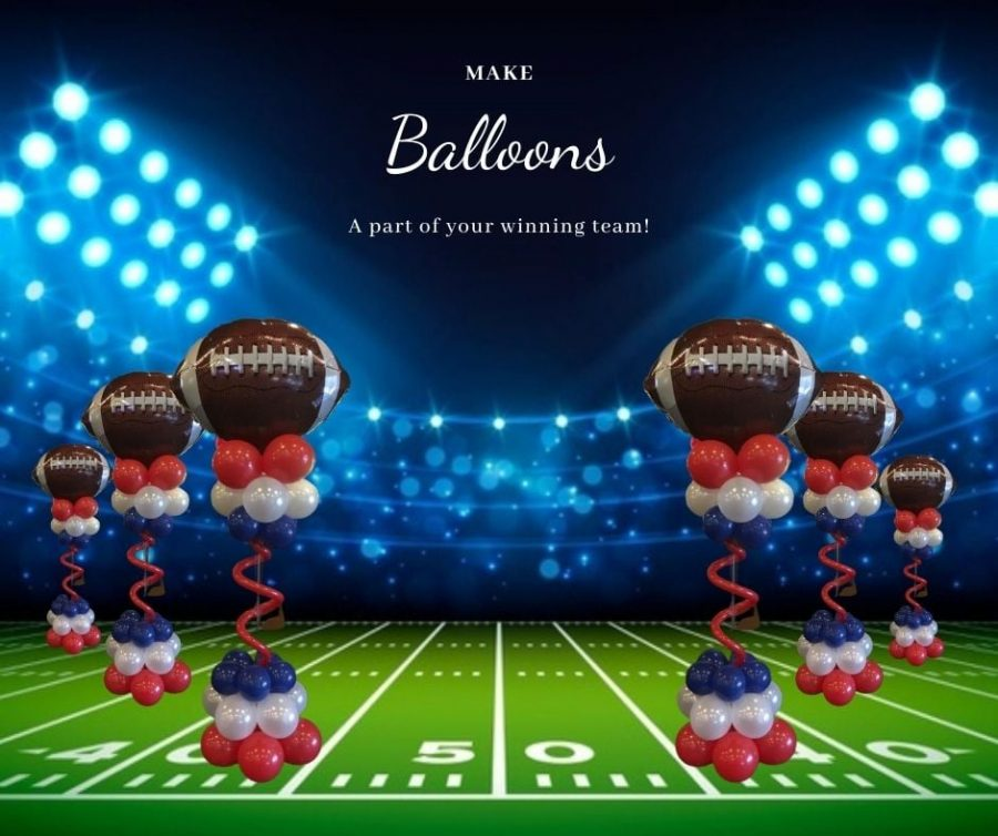 Fun Super Bowl Balloons for Your Party