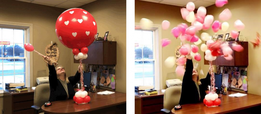 4 Valentine's Day Balloon Ideas She'll Love