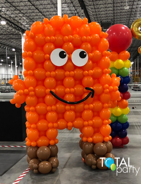 Boost company morale with Balloons!